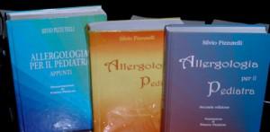 Libri di Silvio Pizzutelli sulle allergie
